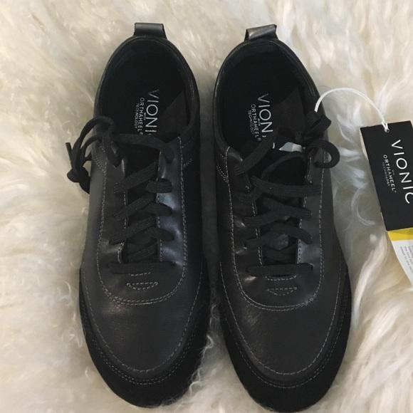 Vionic scarpe Nero   Willa Nero scarpe 7 Scarpe da Ginnastica New   Poshmark 0e4929